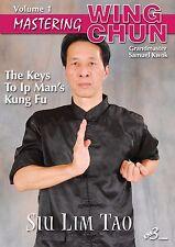 Wing Chun Vol-1 Sil Lim Tau