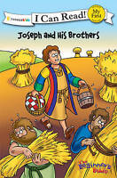 Joseph and His Brothers (I Can Read/The Beginner's Bible) by , NEW Book, FREE &