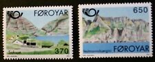 Nordic countries postal co-operation, Tourism stamps, 1991, Faroe Islands, MNH