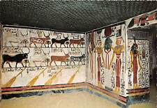 Egypt Luxor Queen's Valley painted Relief in the Tomb of Nefertari