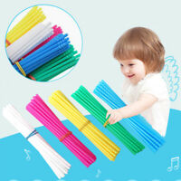 BG_ Colorful Counting Sticks Rods Arithmetic Learning Education Kids Toy 100Pcs