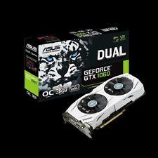 Asus GEFORCE GTX 1060 3GB Dual Fan - DUAL-GTX1060-O3G - 1080p Gaming Video Card