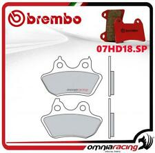 Brembo SP Pastiglie freno sinter posteriori Harley 1450 Heritage softail 2006>
