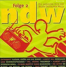 NDW-Die grössten Hits der Neuen Deutschen Welle 2 von Extr... | CD | Zustand gut