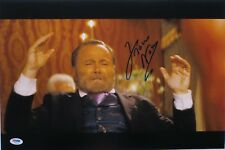 Franco Nero Signed Django Unchained Autographed 12x18 Photo PSA/DNA #Y50315