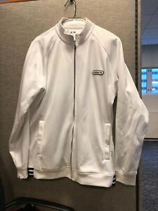Adidas Golf Men's Full Zip Jacket - Large fleece Lined