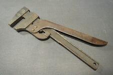 Ancienne clé à molette à mécanisme SOLINGEN Henckels outil ancien garage atelier