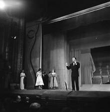 Andre Claveau 1958 Eurovision Song Contest winner France OLD MUSIC PHOTO 10