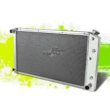 FOR 72-90 CHEVY CHEVELLE/CAPRICE 3-ROW ALUMINUM CORE RACING RADIATOR REPLACEMENT