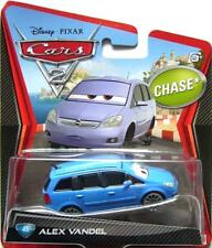 VOITURE CARS DISNEY PIXAR // ALEX VANDEL //
