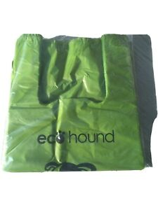 Dog waste poo bags Oxo biodegradable eco friendly vest bags strong Great size