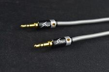 MPS X7 Eagle 10cm 3.5mm 5N OCC copper Stereo Cable - Personal Audio/headphone