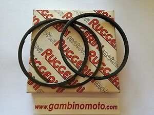 Segments Engine Ruggerini RD850 Diameter 85 Original Spare Part