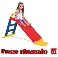 SCIVOLO BIMBO BAMBINO CHILDREN SLIDE 141x60x78H cm ADATTO IN CASA O ALL'APERTO
