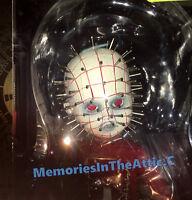 NEW Living Dead Dolls Hellraiser III Pinhead Red Variant Entertainment Earth LTD