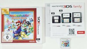 Nintendo 3DS Spiel MARIO PARTY ISLAND TOUR dt Mehrspieler/Minispiele/Brettspiel