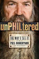 unPHILtered: The Way I See It by Robertson, Phil in Used - Very Good