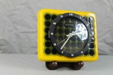 Kienzle Boutique Wanduhr Uhr wall clock Keramik - space age Design 70s 70er /263