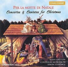 "SUSAN GRITTON ""Christmas Concertos and Cantata"" cd"
