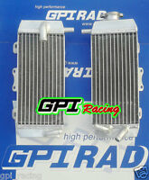 gpi racing radiator  for Yamaha YZF250 YZ 250F  YZ250F 2007 2008 2009 07 08 09