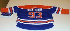 2013-14 Edmonton Oilers Ryan Nugent-Hopkins NHL Jersey Infant 12-24 Months Child