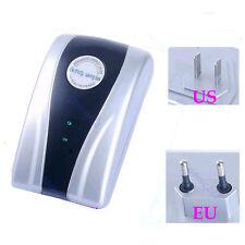 Electricity Power Save Saving Energy Saver Box Device 90V-250V US EU Plug
