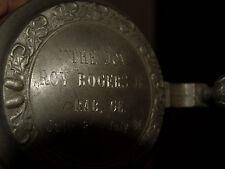 Roy Rogers Jr Ramstein Afb Presentation Beerstein 7/1981/84