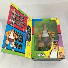 "Fat Man Fat Bastard 9"" Special Edition Figure Austin Powers McFarlane Toys"
