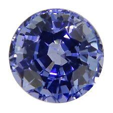 Untreated Purple Sapphire 0.42ct natural loose gemstones