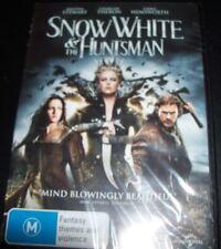 Snow White & The huntsman (Charlese Theron Chris Hemsworth) (Au Reg 4) DVD - NEW