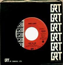 "James Leroy - Lady Ellen  RARE Original Canadian 7"" 45 rpm Vinyl Record (Mint!)"
