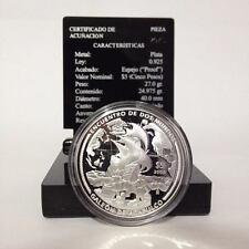 MEXICO SILVER COIN SERIE IBERO 5 Pesos, Proof  2003 -  Galeon de Acapulco