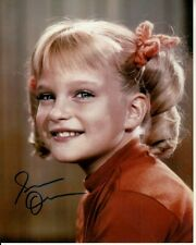 SUSAN OLSEN hand-signed THE BRADY BUNCH 8x10 uacc rd coa IN-PERSON w/ proof