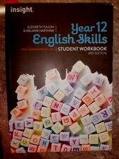 Year 12 English Skills Student Workbook 3rd Edition, Lc1