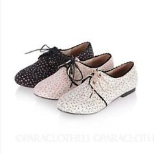 Flat (0 to 1/2 in.) Canvas Casual Floral Shoes for Women