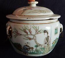 Pot couvert PORCELAINE DE CHINE Chinese-Porcelain (old)