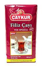Türkischer Schwarzer Tee Filiz Cay 500 g Packung von Caykur