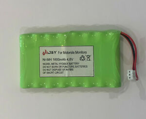Battery for Summer infant Pure HD 4.5 Inch HD video Monitor 36203 36203-2