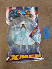 GG1_3 Toy Biz Marvel Legends Lot X MEN CLASSICS STORM WHITE COSTUME VARIANT xmen