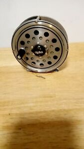 Shakespeare Fly Reel Alpha #2531. Made In Japan