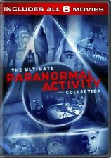 Paranormal Activity 6-Movie Collection (DVD,2016)