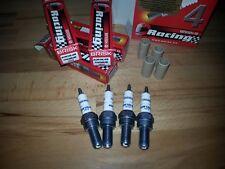 4x Honda CBR1100xx Blackbird y1997-2008 = Brisk High Performance LGS Spark Plugs
