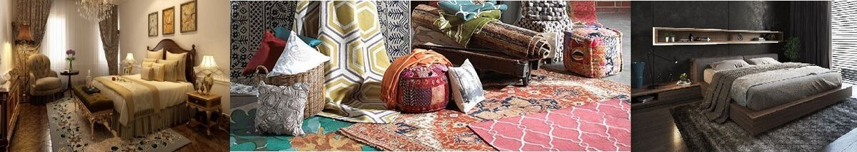 E BEDDING & RUGS