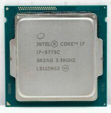 Intel Core i7-5775C 4-Core 8-Threads 3.3 GHz Socket LGA1150 SR2AG CPU Processor