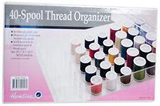 Hemline 40 Spool Thread Organiser