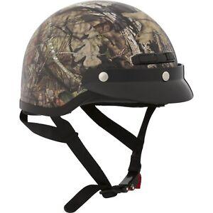 Hunt CKX VG500 Half Helmet Part# 507724 LARGE 779423263889