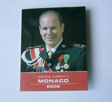 Monaco Euro Pattern Set 2006, Essai-Probe-Prova-Prototype-Specimen