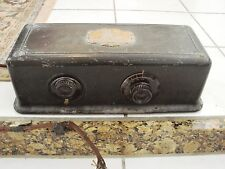 1924 Antique Atwater Kent Model 35 Tube Radio, Metal