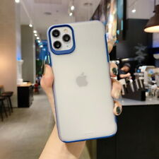 Translucent Baby Soft Silicone Case Cover For iPhone 11 Pro Max XR Xs 7 8 Plus 6