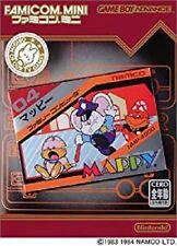 MAPPY Famicom NES Namco Nintendo JAPAN Video Game